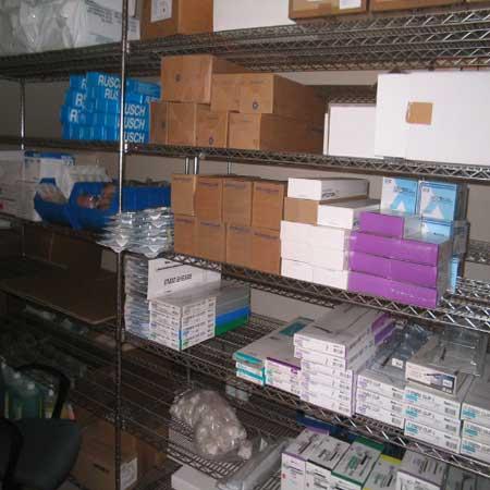Hastane Rafları